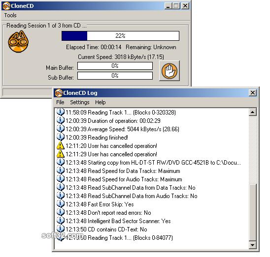 CloneCD - скачать CloneCD Перевода. . Clone DVD поддерживает работу со