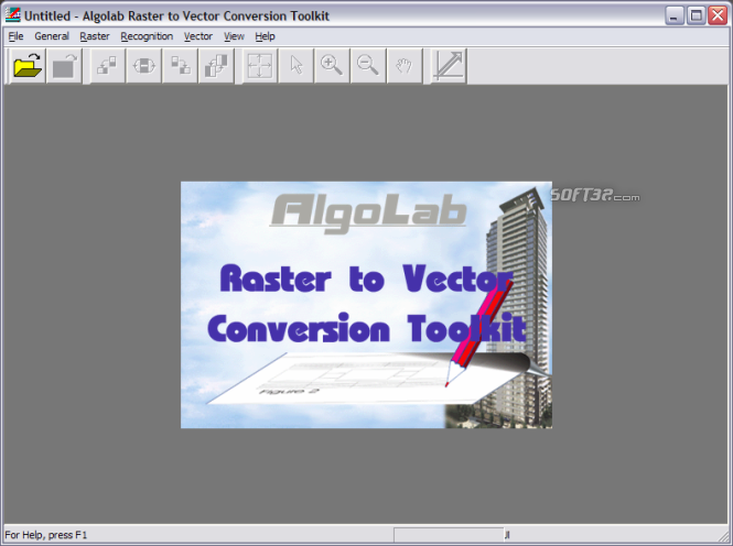 AlgoLab Raster to Vector Conversion Toolkit 2.97.63