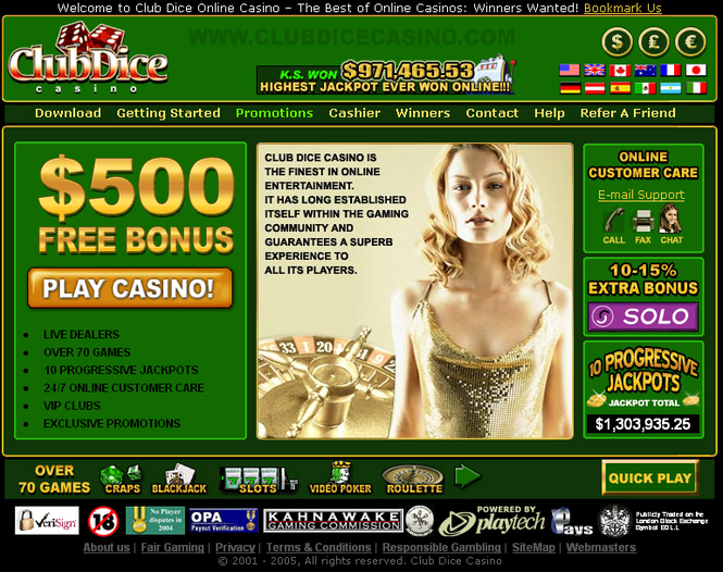 Club USA Casino Review – Is this A Scam/Site to Avoid