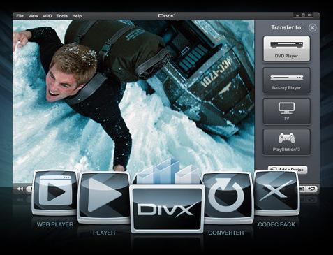 DivX Plus Screenshot 1