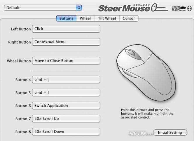 SteerMouse 4.1 + sn