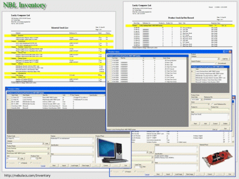 Stationery Stock Inventory Software - Free.